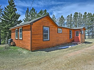 NEW! 'Eagle's View Cabin' Near Deerfield Lake!