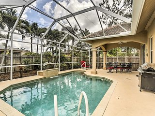Naples Home w/Private Heated Saltwater Pool/Lanai!