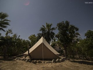 Todos Santos Accommodation - Glamping 4