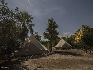 Todos Santos Accommodation - Glamping 6
