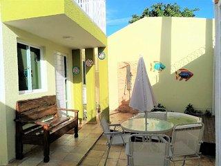 Casa de Praia com Jacuzzi / Barra de São Miguel/AL