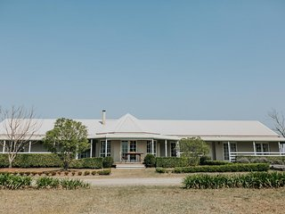 Corunna Station 7 Bedrooms - Pokolbin Hunter Valley