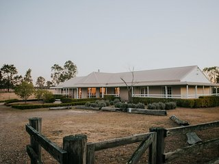 Corunna Station 8 Bedrooms - Pokolbin Hunter Valley