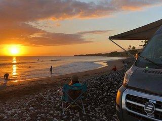 'Maui Wowie' - 2018 Hymer Campervan