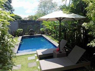 Villa en el Paraiso. Tu punto de partida para conocer Bali y sus mil templos!
