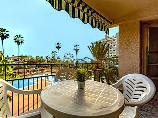 Las Americas One Bedroom with Pool View
