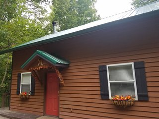 Family Matters Cabin near Pigeon Forge sleeps 8