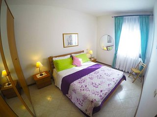 Nice two bedroom apartment in a very central area and just 100mt from the beach