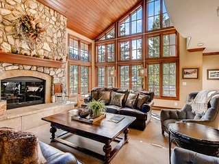Ski-in/out in the heart of Beaver Creek! Community hot tub - Timberline Lookout