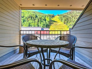 Ski-in/out from town, base of lift 7, community hot tub - Cimarron Sightlines