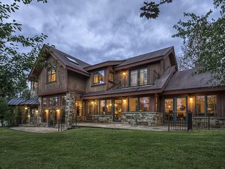 Stunning Family Retreat with Hot Tub, Basketball, Tennis - Shaqteau Telluride