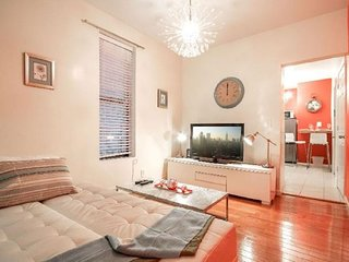 Washington Heights: Cute 4 Bedroom - Apt 2S
