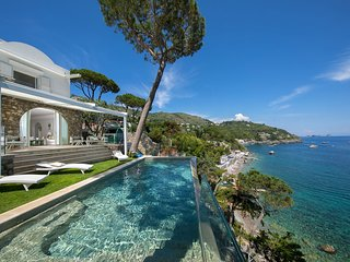Villa Jeranto on the sea with private infinity pool