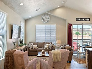 Brand new beautiful vacation rental with Southern charm awaits you!