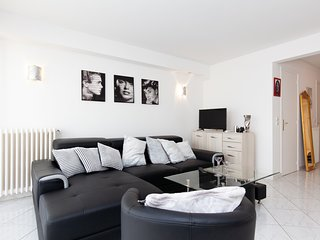 Magnificent luxury 2-bedroom apartment on the Croisette