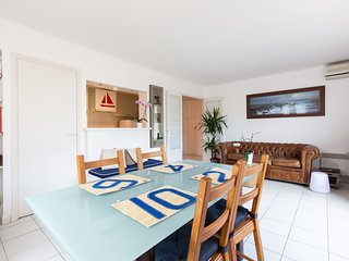 ☀☀ 2 min from beaches ☀☀ Pointe Croisette - ideal families