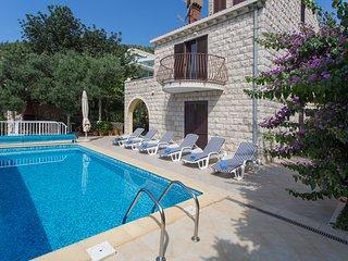 Charming Dalmatian Villa