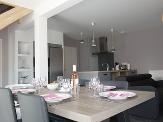 3 bedroom Villa in Saint-Julien, Brittany, France : ref 5545306