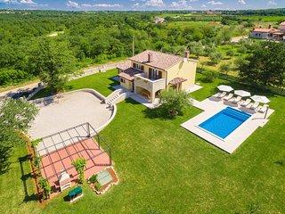 4 bedroom Villa in Vošteni, Istria, Croatia : ref 5557341