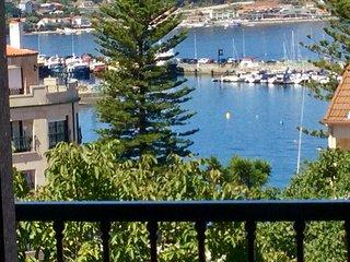 Apartamento con terraza Vista al mar