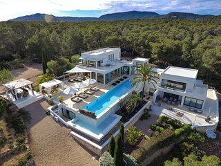 5 bedroom Villa in Es Cubells, Balearic Islands, Spain : ref 5047840