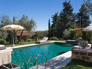 3 bedroom Villa in Luiano, Tuscany, Italy : ref 5241079