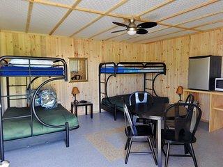 WildExodus Yurt Cabin