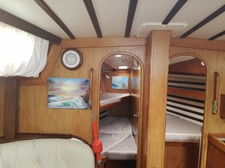 Yachts rental for Black Sea cruising