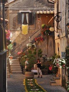 Ambiente: Vasanello, la città più vicina a 1,8 km dalla villa