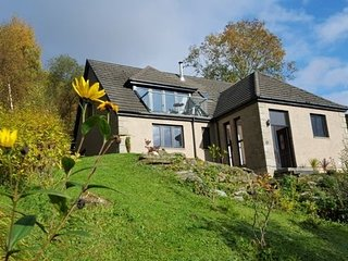 Burnside, self catering holiday home, Lochearnhead
