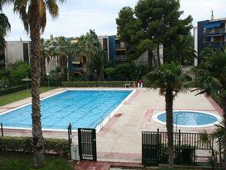 Reus Mediterrani 105 3 habitaciones al lado de la playa.