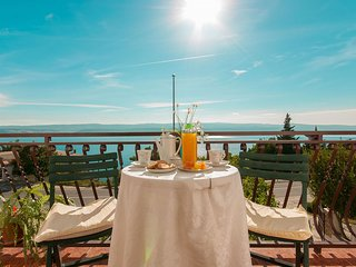Franka - beautiful sea view & parking: A1(3) - Stanici