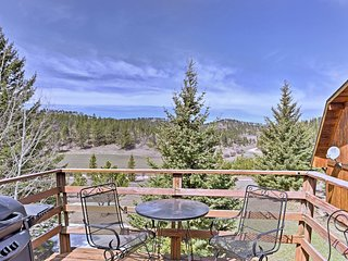 Deerfield Studio w/ Panoramic Black Hills Views!