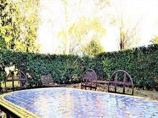 Gite au coeur de la Camargue 90 m2 avec piscine debordement