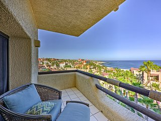NEW! Cabo San Lucas Resort Condo w/Balcony & Views