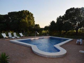 Rural Finca in Andalucia, near Vejer de la Fronterra with Pool near Ocean