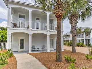 NEW! Destin Area Cottage w/ Private Beach Access!