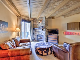 NEW! Silverthorne Condo Near Skiing, Hiking & Lake