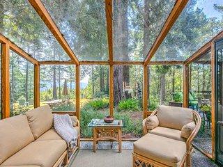 NEW LISTING! Dog-friendly country estate w/stunning canyon vista & hot tub