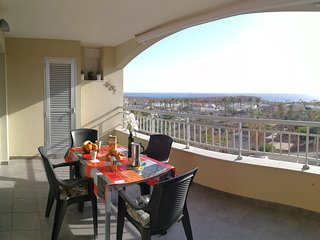 LAST MINUTE  JULY 290 € WEEK  2 BEDROOM AMAZING SEA VIEWS 180 DEGREE WIFI