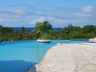 Villa Cascades  | Ocean View * Located in  Magnificent Terres Basses with Privat