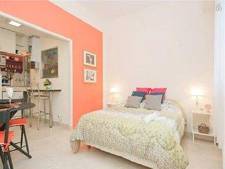 Apartamento de un dormitorio, excelente ubicación en Recoleta