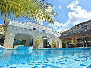 Punta Cana Bachelor Party 10.5 BR Villas Coco