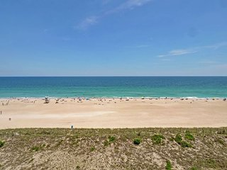 Station One - 7C Bowers - Oceanfront condo with community pool, tennis, beach
