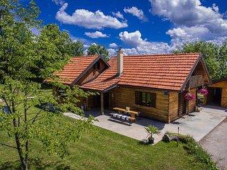 Ferienhaus 4488-2 für 2+2 Pers. in Rakovica