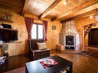 Ferienhaus 4488-1 für 5 Pers. in Rakovica