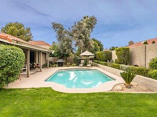 Peaceful Scottsdale Retreat