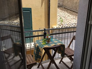 2 bedroom holiday apartment in Ragusa city centre with air conditioning