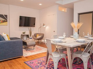 Modern 5BR Loft minutes to Soho, Greenwich Village, Union Square and Gramercy