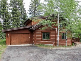 Knotty by Nature | Tamarack Resort | Sleeps 6